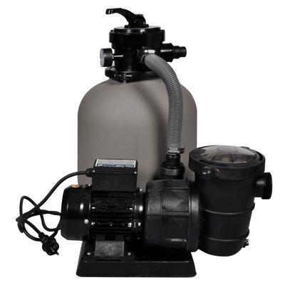 vidaXL Sand Filter Pump 600 W 17000 l/h