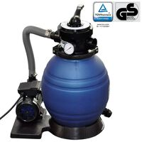 vidaXL Sand Filter Pump 400 W 11000 l/h