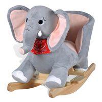 vidaXL Rocking Animal Elephant