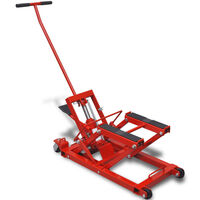 Hydraulic Motorcycle/ATV Jack 680 kg Red