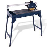 vidaXL Tile Cutting Machine 800 W 200 mm