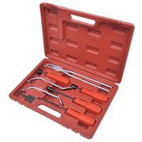 8 pcs Drum Brake Service Tool Kit/Spring Installer & Remover
