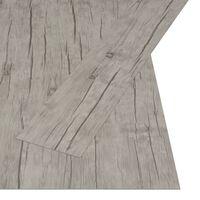 vidaXL Self-adhesive Flooring Planks 4.46 m² 3 mm PVC Oak Washed