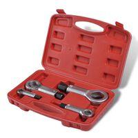 4pc Nut Splitter Cracker Remover Extractor Tool Set 9-27mm