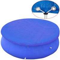 Pool Cover for 360-367 cm Round Above-Ground Pools