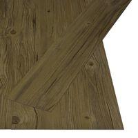 vidaXL Self-adhesive Flooring Planks 4.46 m² 3 mm PVC Brown