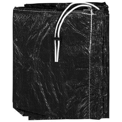 vidaXL Umbrella Cover with Zipper PE 200 cm