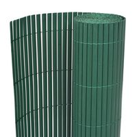 vidaXL Double-Sided Garden Fence 170x300 cm Green