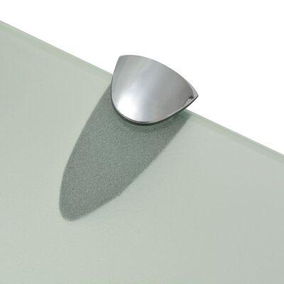 vidaXL Floating Shelf Glass 80x10 cm 8 mm