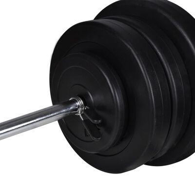 Barbell +2 Dumbbell Set 30.5kg