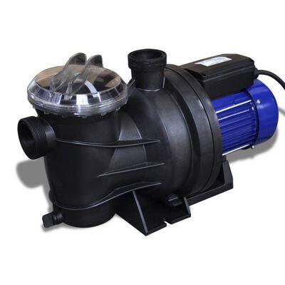 vidaXL Swimming Pool Pump Electric 1200W Blue