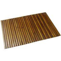 Acacia Bath Mat 80 x 50 cm