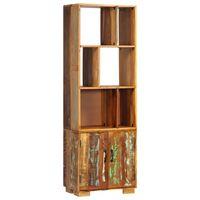 vidaXL Bookshelf 60x35x180 cm Solid Reclaimed Wood