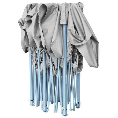 vidaXL Folding Pop-up Partytent 3x6 m Anthracite