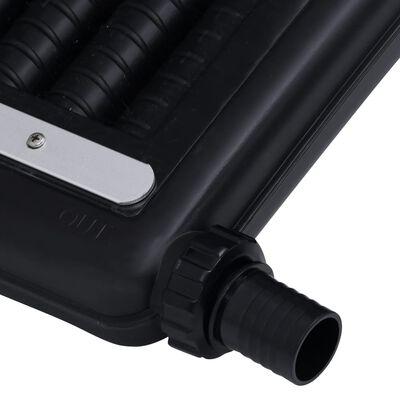 vidaXL Curved Pool Solar Heating Panels 2 pcs 110x65 cm