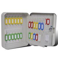 Key Box with 48 Key Tags