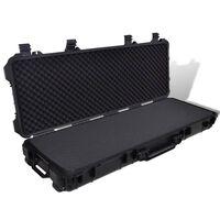 vidaXL Waterproof Molded Tough Storage Case Plastic