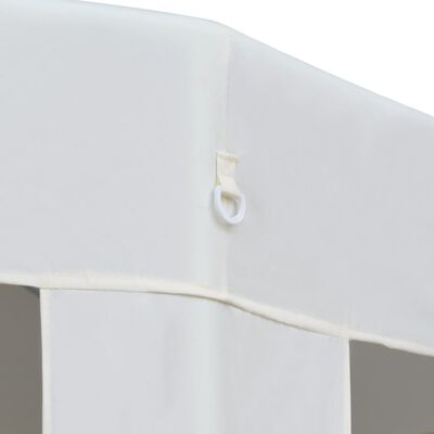 vidaXL Gazebo 834x448x320 cm White