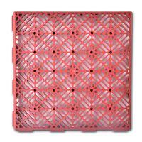 vidaXL Garden Tiles Plastic Floor Tiles 29 x 29 cm 24 pcs
