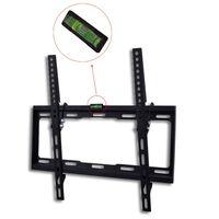 """Tilt Wall Mounted TV Bracket 400 x 400 mm 23"""" - 55"""""""