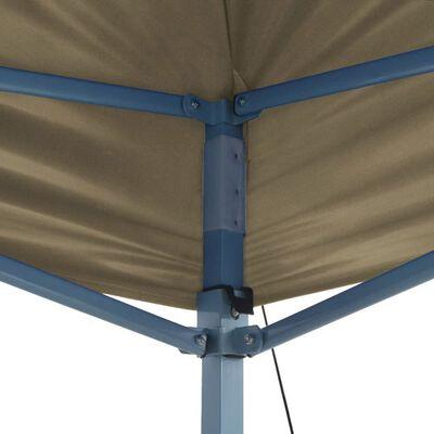 vidaXL Foldable Tent Pop-Up 3x6 m Cream White