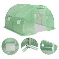 vidaXL Greenhouse 9m² 300x300x200 cm