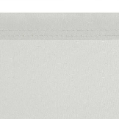 vidaXL Retractable Side Awning 180x600 cm Cream