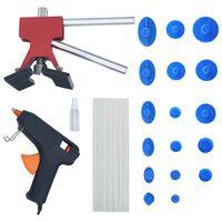 vidaXL 26 Piece Paintless Dent Repair Tool Set
