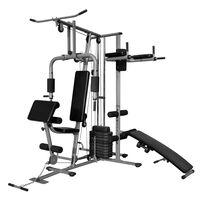 vidaXL Multi-functional Home Gym 65 kg