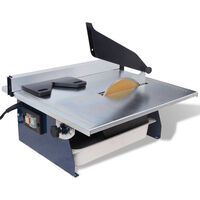 vidaXL Tile Cutter 600 W 180 mm