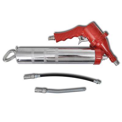 vidaXL Compressed Air Pneumatic Grease Gun