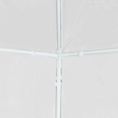 vidaXL Party Tent 3x3 m White