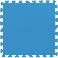 Bestway Pool Floor Protectors 8 pcs Blue