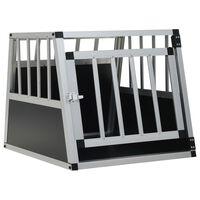 vidaXL Dog Cage with Single Door 54x69x50 cm