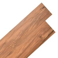 vidaXL Self-adhesive PVC Flooring Planks 5.02 m² 2 mm Elm Nature