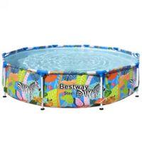 Bestway Steel Pro Above Ground Swimming Pool 305x66 cm