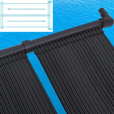 vidaXL Solar Pool Heater Panel 2 pcs 80x310 cm