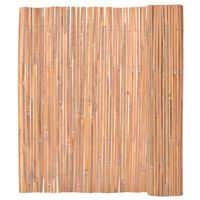 vidaXL Bamboo Fence 150x400 cm