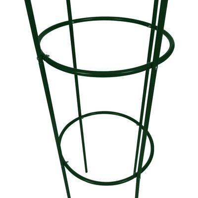 vidaXL Garden Arch Tower 2 pcs